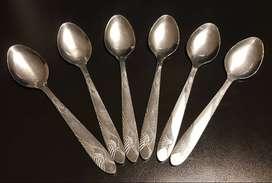 Juego de cucharas soperas x 6