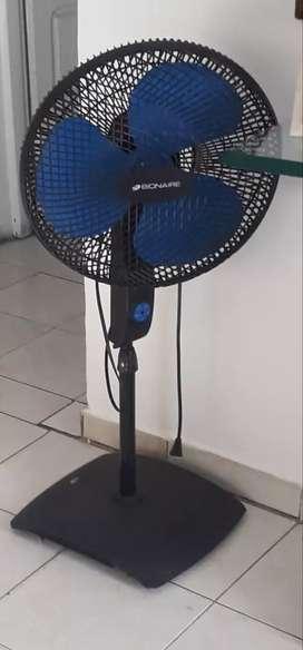 Ventilador con control nuevo