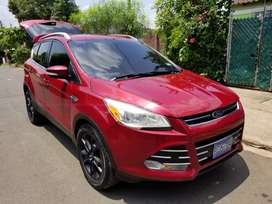 GANGA VENDO FORD ESCAPE TITANIUM AÑO 2014 ECOBOOST TURBO MOTOR 1.6