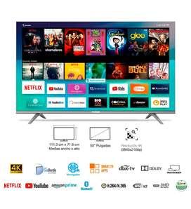 Smart TV LED 50″ Hyundai 4K HYLED-50UHD4 NUEVO!!!