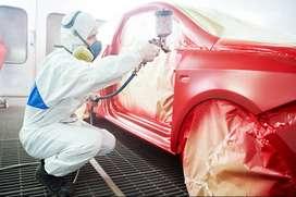 Requerimos pintor automotriz con experiencia