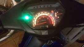 Vendo moto Honda Wave 100 2014