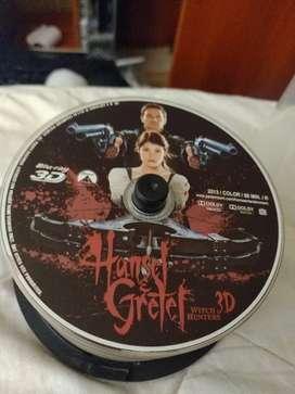 Colección Blu Ray y dvd
