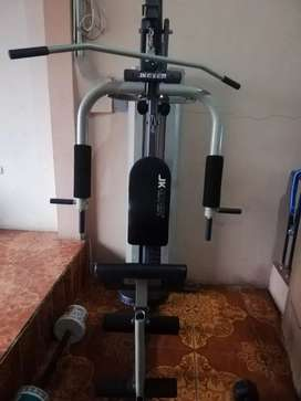 Máquina de ejercicios multifuncional