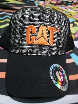 Vendo gorra caterpillar