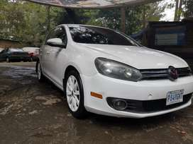 Vw golf vendo o cambio