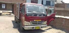 Camión jimbei JBC pick up interculer