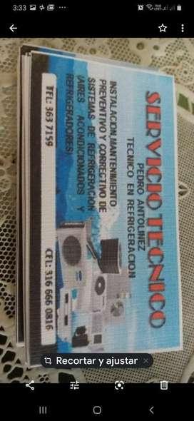 Tecnico en Aires Acondicionados