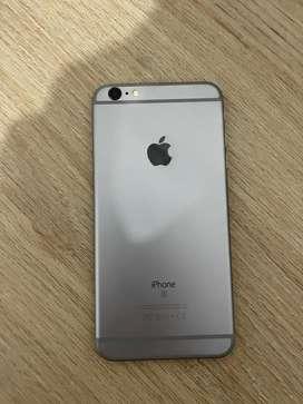 Vendo iPhone 6s Plus.