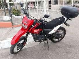 Vendo Moto IGM Venture 250 cc en perfecto estado