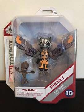 Disney Marvel Toybox Rocket con Groot