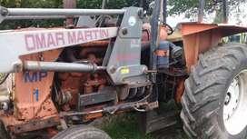 Maq. Cargadora mont en Tractor Fiat 780