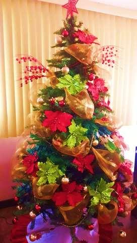 Oferta Lindo Arbol de navidad con accesorios