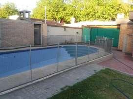 vendo cerco removible para piscina