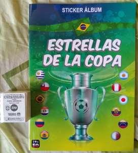 Álbum Estrellas de la Copa
