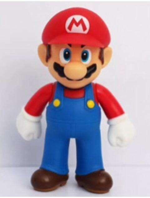 Figura coleccionable Súper Mario Bros 0
