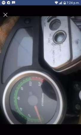 Se vende moto lifan xtrial 250