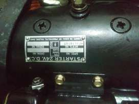 Motor de arranque original HAMMER