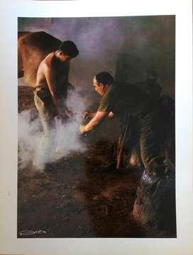 Láminas/  Póster para cuadros con fotografías de Pedro Luis Raota