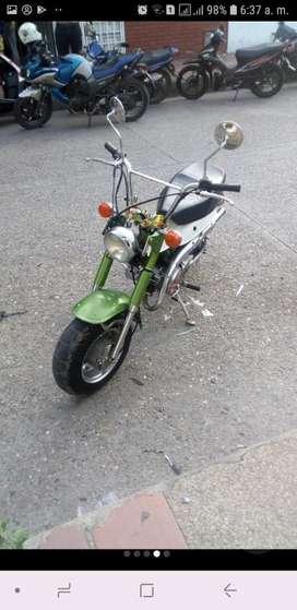 Suzuki 50 Vendo O Cambio