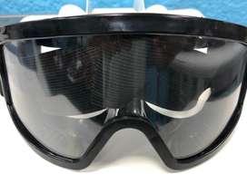 Gafas de seguridad motorizados