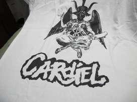 Remera  Cardiel Venezuela Stoner Rock -2014