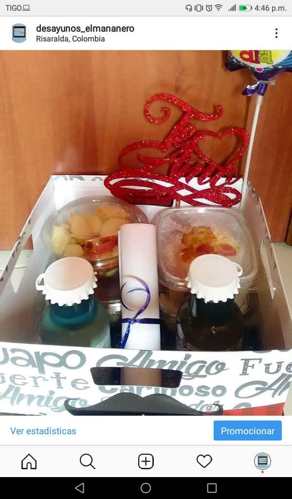Algos y desayunos sorpresa Pereira 0
