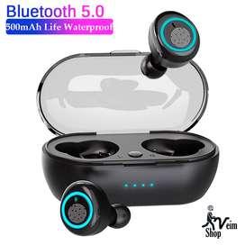Audifonos In-Ear Inalambricos Bluetooth 5.0