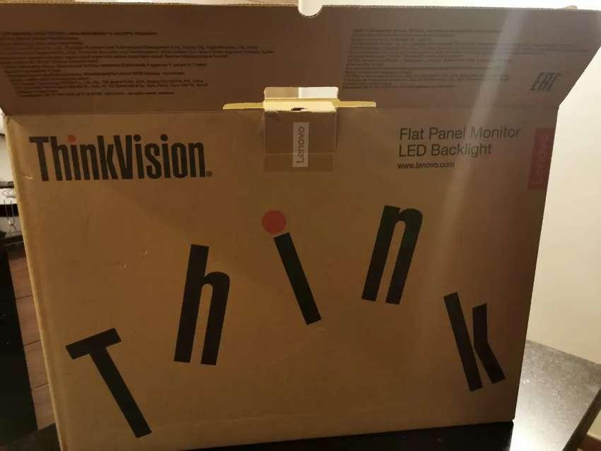 "Monitor Lenovo ThinkVision T2224d 21.5"" 0"