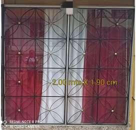 Rejas para ventanas o para utilizarlas como mejor te sirvan.