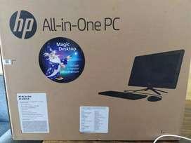 Vendo excelente Computador Hp Todo en uno.