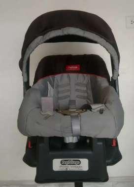 Silla porta bebé Peg Perego