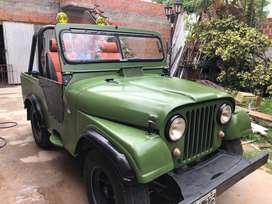 Jeep ika impecable