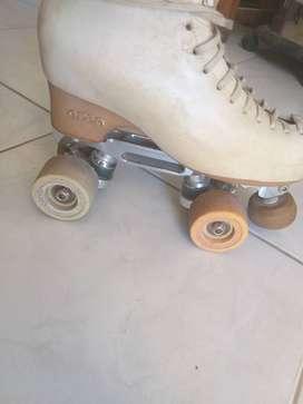 Vendo patin profesional de escuela y de libre