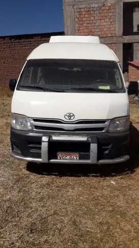 Vendo Toyota hiace  2kd