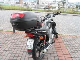 MOTO SUZUKI GSX 125 BARATA