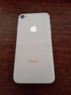 Iphone 8 de 64gb en exelente estado.