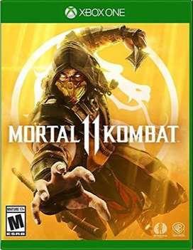 Mortal Kombat 11 Xbox One, Físico