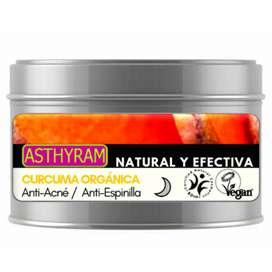 Crema Facial De Curcuma, Antiacne 2 Oz / 60 Gr