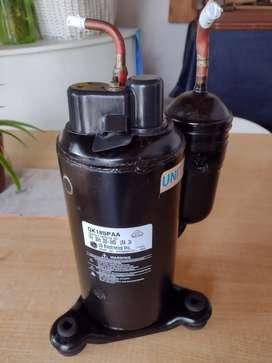 Compresor de aire acondicionado LG de 2250 frigorias r 22