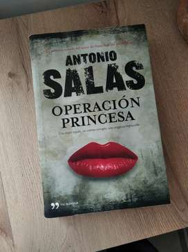 Antonio Salas, Operación princesa.