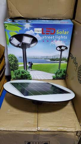 Luminarias Energía Solar