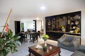 Vendo hermoso apartamento amoblado de 232 mts2 de lujo en Cali Valle Del Cauca