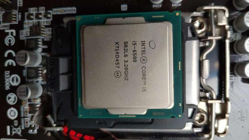 Combo Core I5 6500 Mas Board 0
