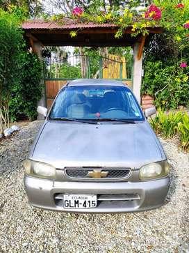 Se vende Chevrolet Alto del 2002