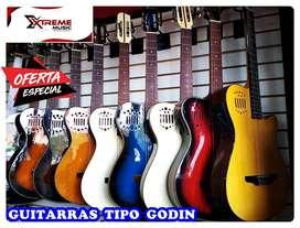 OFERTA ! GUITARRA MODELO TIPO GODIN