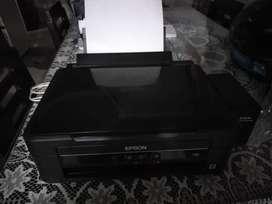 se vende impresora con tinta continua