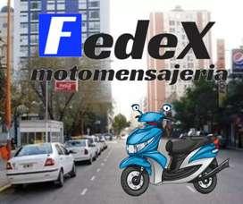 Motomensajeria FedeX