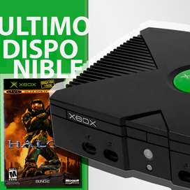 !ULTIMO DISPONIBLE! Xbox Clasico Halo 2 con ! GARANTIA !