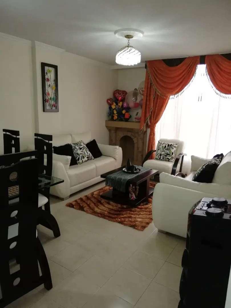 Hermoso apartamento en excelente sector